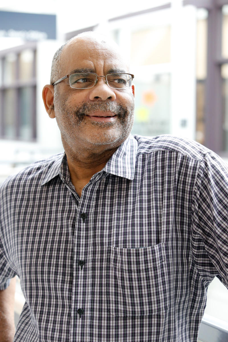 Faculty of Social Work professor and African-Canadian historian David Este says the project has been one of the most rewarding experiences he has had as a professor.
