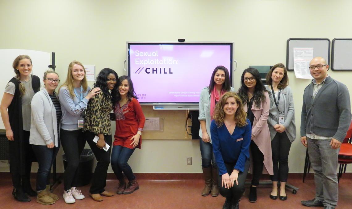 CHILL, Nursing Students N289
