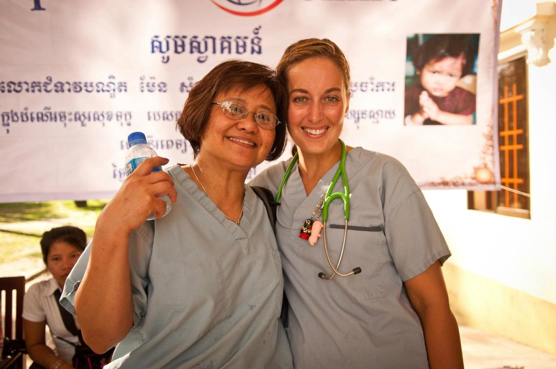 Melissa How, Operation Smile Cambodia