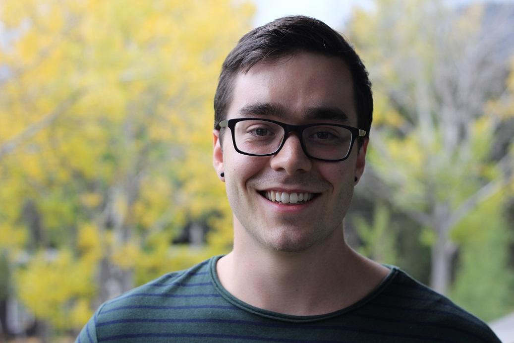 James Thorogood is the University of Calgary's newest Rhodes Scholar winner
