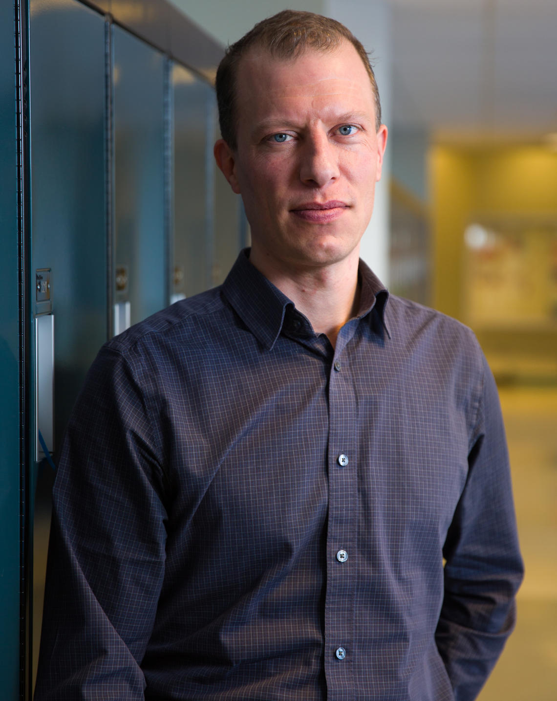 Jeroen De Buck has a new bacterial species, Staphylococcus debuckii, named in his honour.