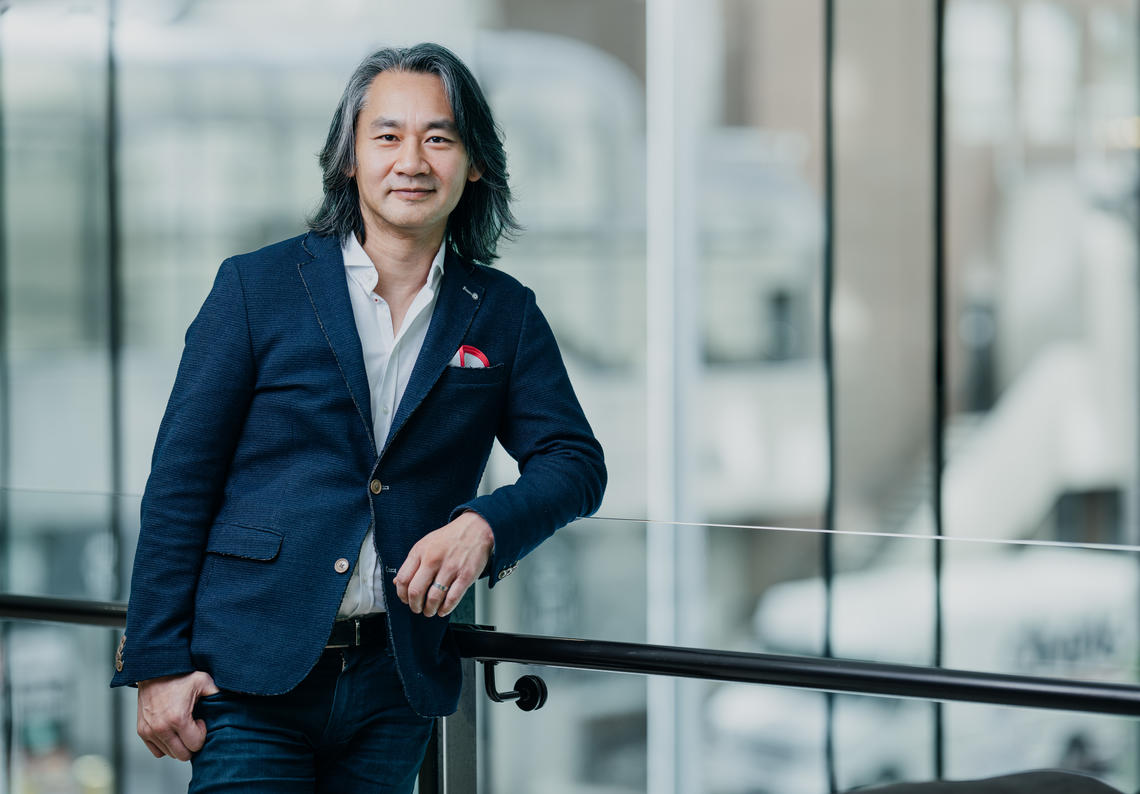 Patrick Lor was a co-founder of the world's first microstock agency, iStock, and he is a proud Haskayne alumnus.