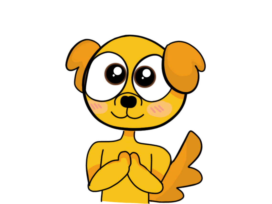 Charlie the golden retriever, Cloud9's digital friend, helps children open up about social anxiety.