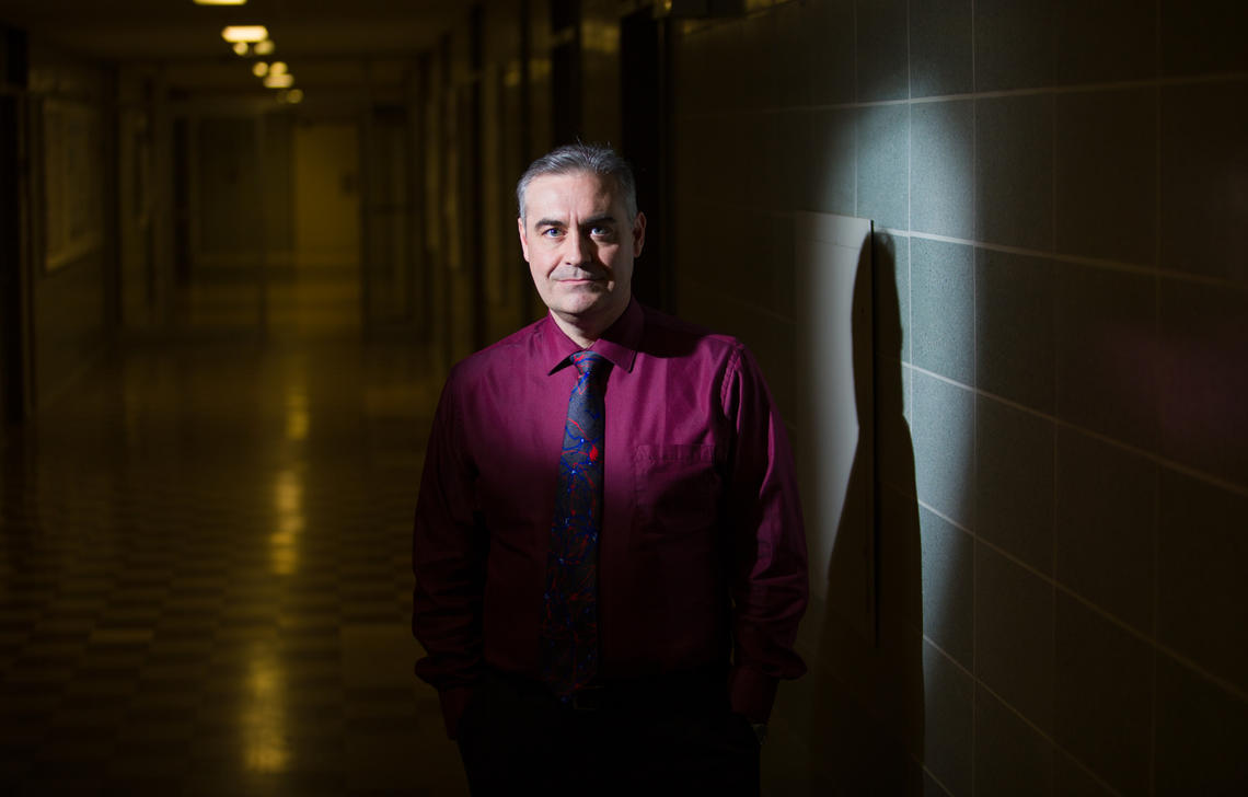 Psychology professor Michael Antle advocates for a move to permanent Standard Time over Daylight Savings Time.
