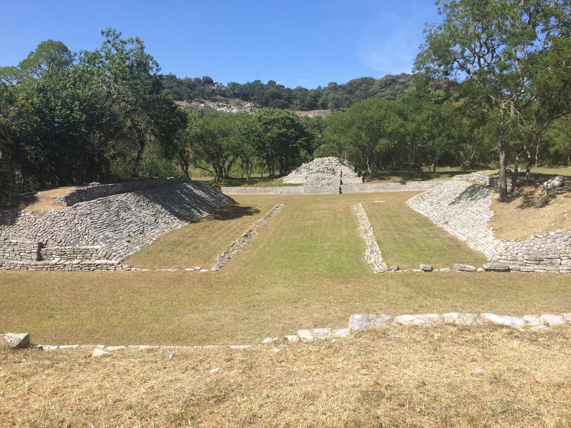 Site of Tenam Puente