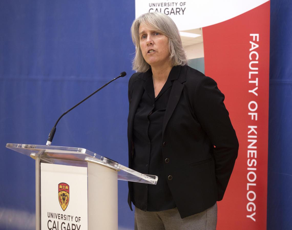 Dr. Carolyn Emery, PT, PhD