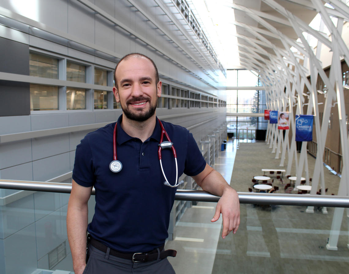 cardiology trainee Dr. Cvetan Trpkov
