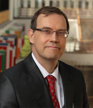 Haskayne's Dr. Alain Verbeke, PhD, helped reveal the trends in collaborating for innovation.