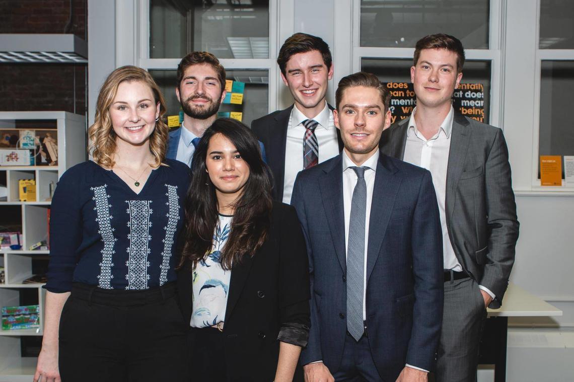 Haskayne students leading the Calgary Social Value Fund
