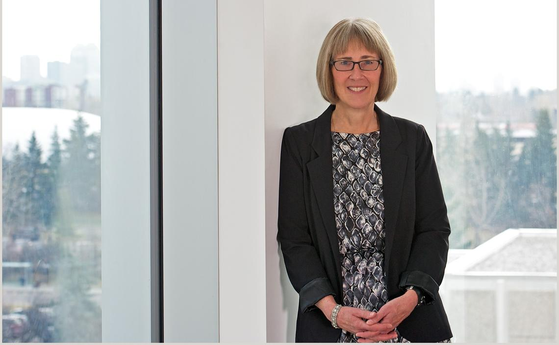 Dr. Candace Konnert leads the University of Calgary's Healthy Aging Lab.