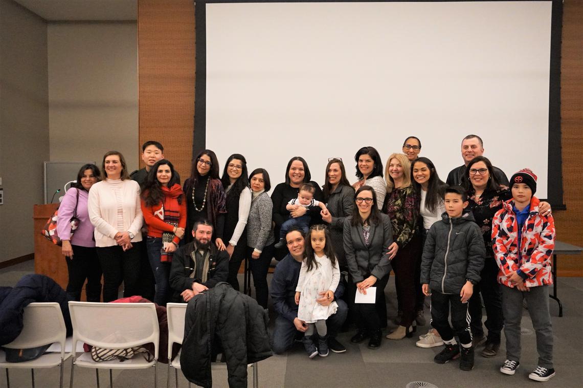 Digital Storytelling Festival group photo
