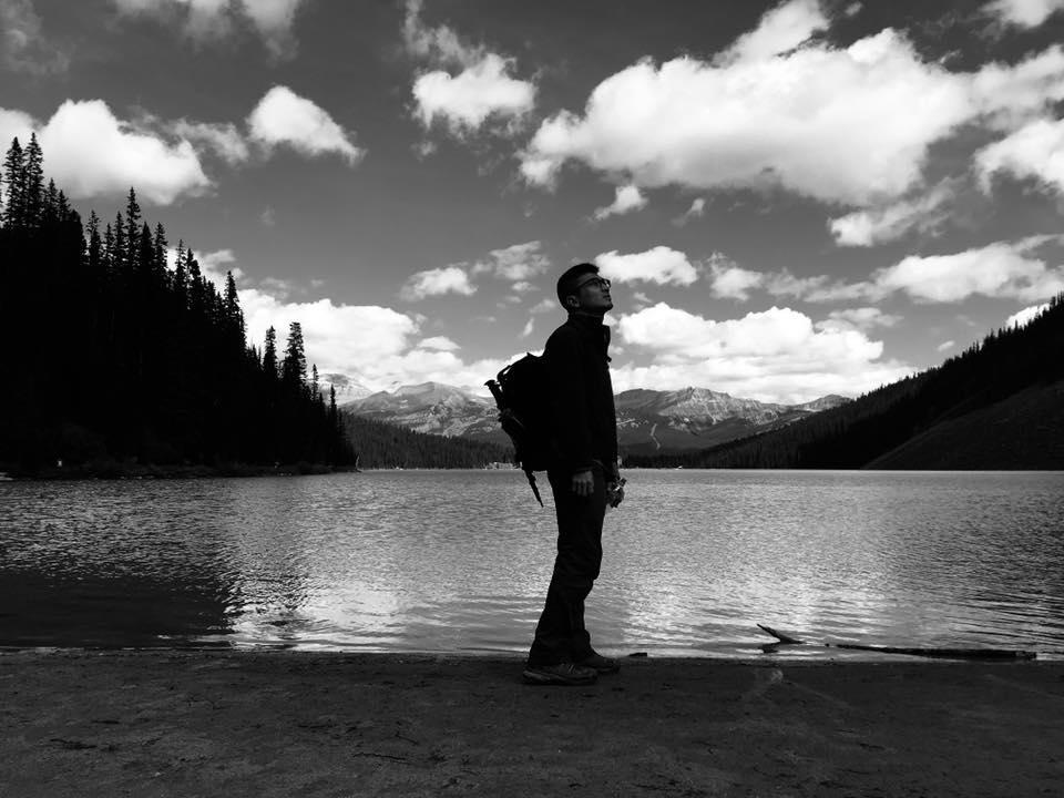 Kenryo by Lake Louise