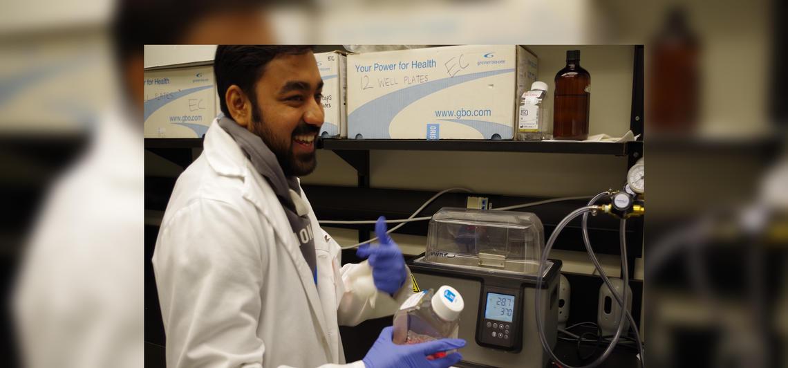 Dr. Ravi Holani, PhD
