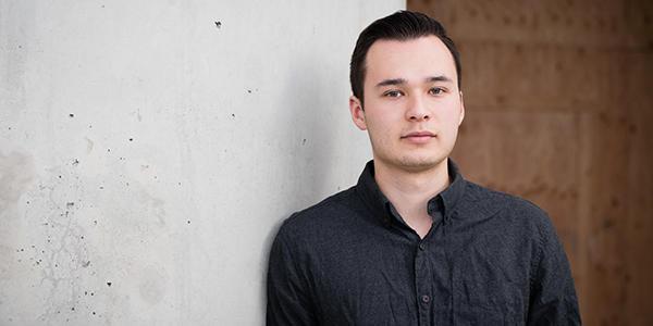 Gavin Wilkes of the University of Alberta