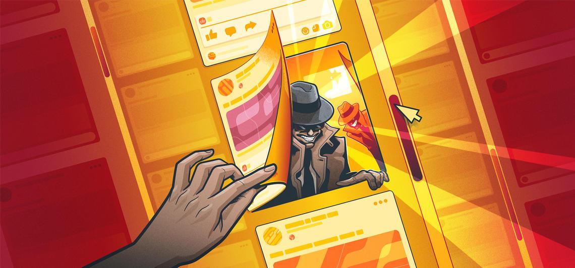 Fake news detector: Digital supply chain reveals untrustworthy content