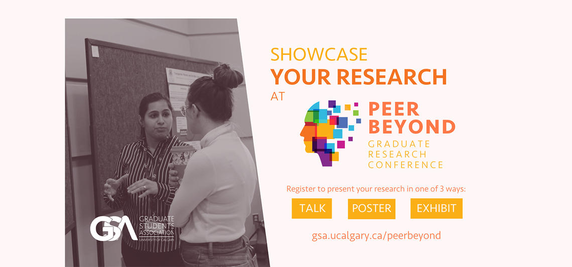 Showcase your research at Peer Beyond