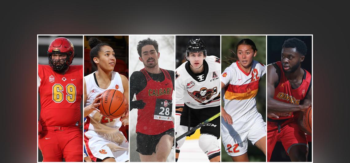 Dinos athletes