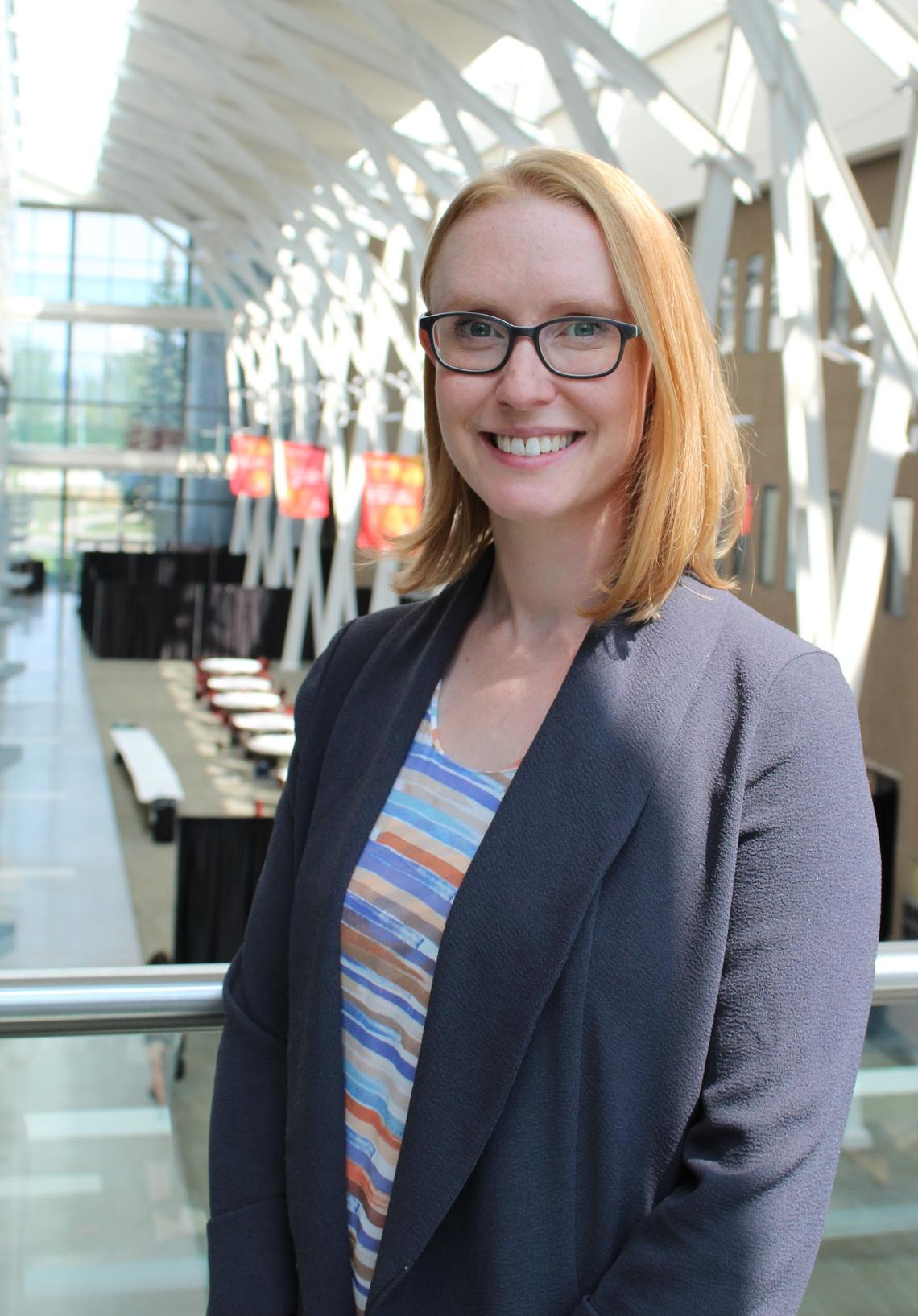 UCalgary researcher Dr. Leslie Skeith, MD