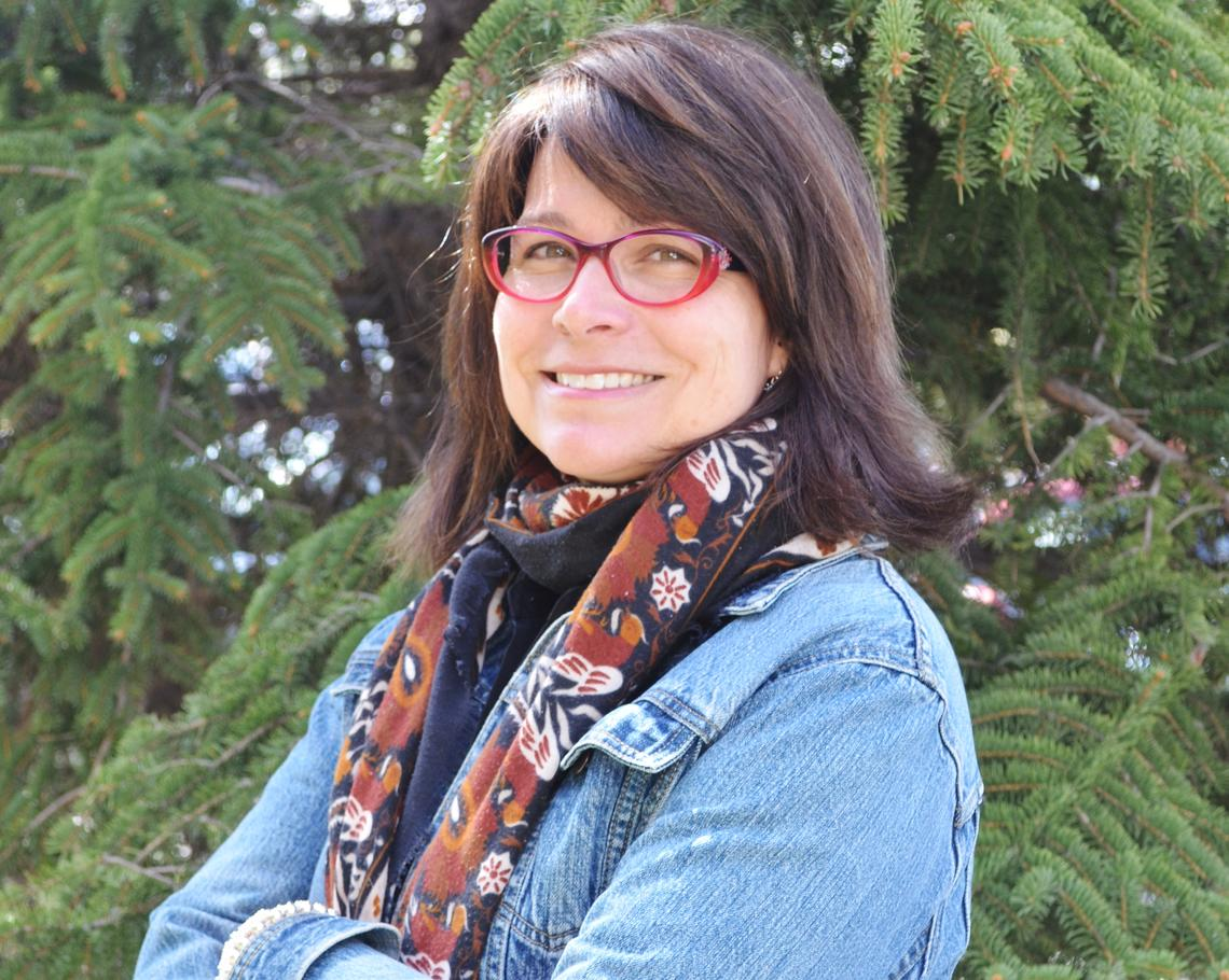 Angelique Jenney, PhD, Wood's Homes Research Chair in Children's Mental Health