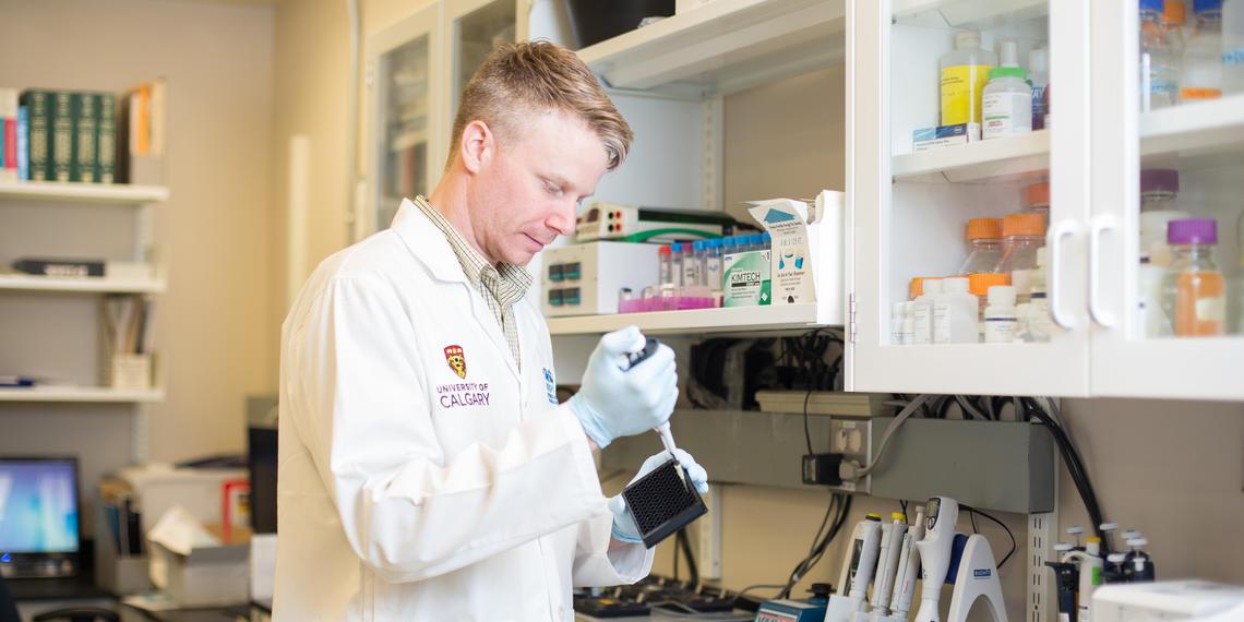 Dr Douglas Mahoney, PhD Cumming School of Medicine