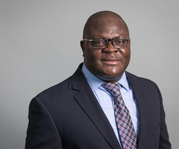Professor Evaristus Oshionebo