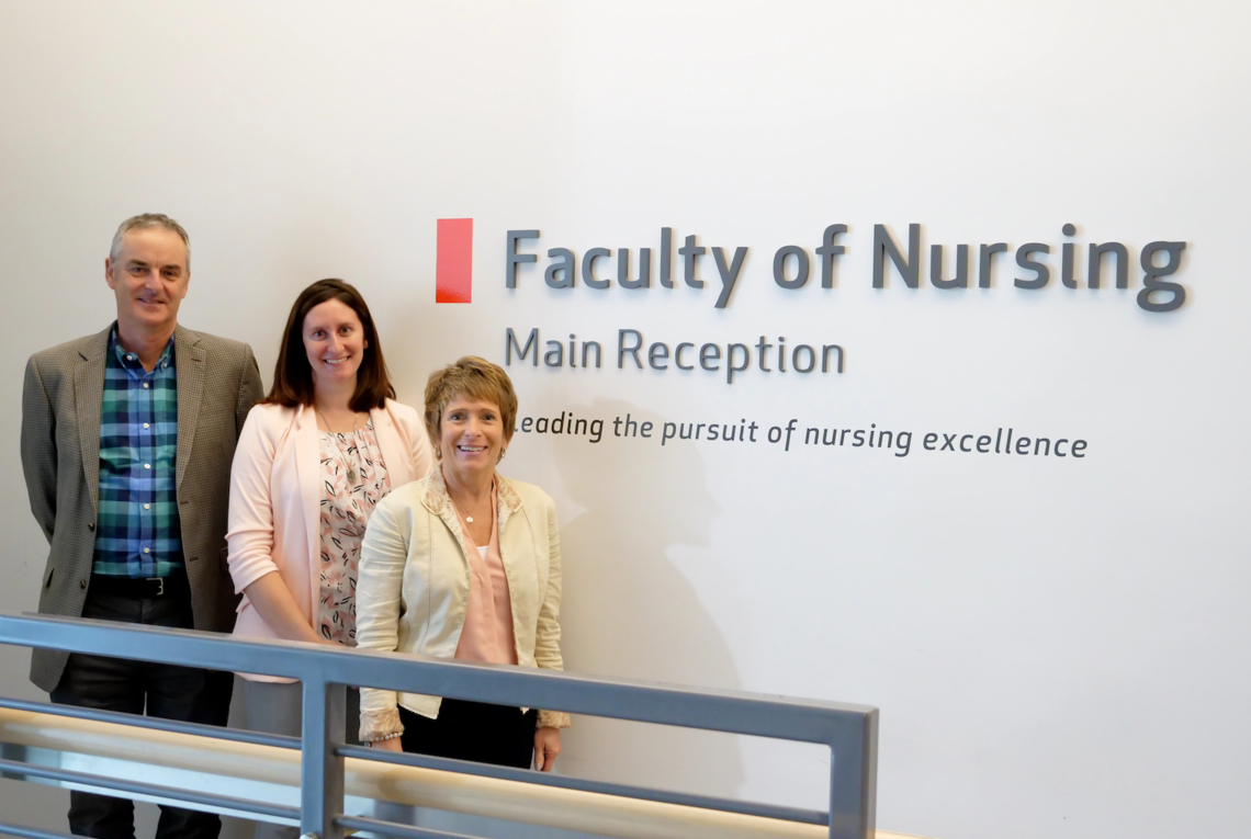 Course instructors of the Addictions and Mental Health graduate certificate at UCalgary Nursing.