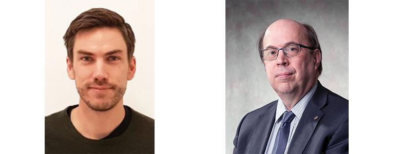 Drs. Tim Friesen and Rob Thompson.