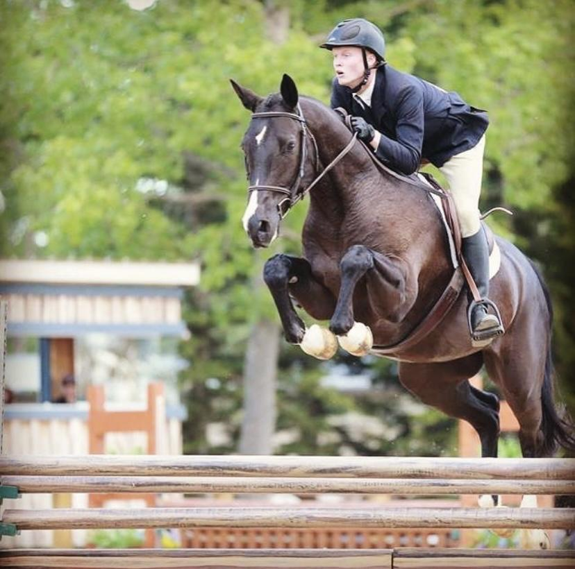 Before Liam chose to study biological sciences which was followed by medicine, he was on the international equestrian circuit.
