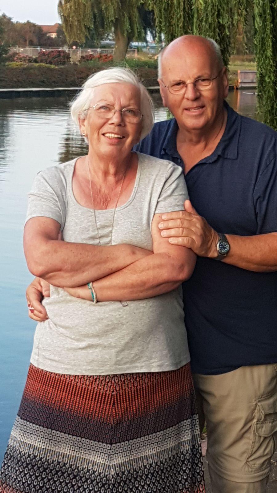 Jonah's parents