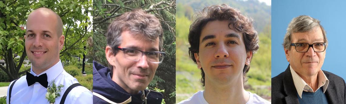 Jordan Smith, Christoph Simon, Hadi Zadeh-Haghighi, Dennis Salahub
