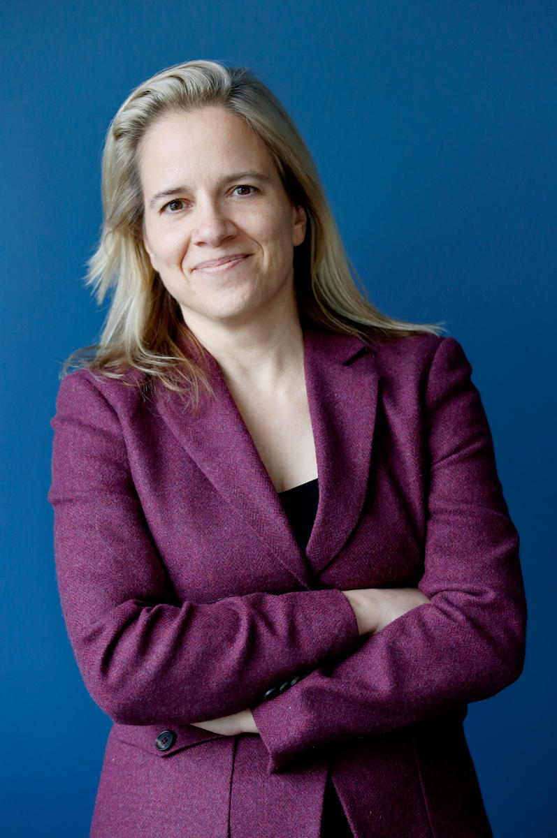 Dr. Dr. Gina Dimitropoulos, PhD, UCalgary Faculty of Social Work
