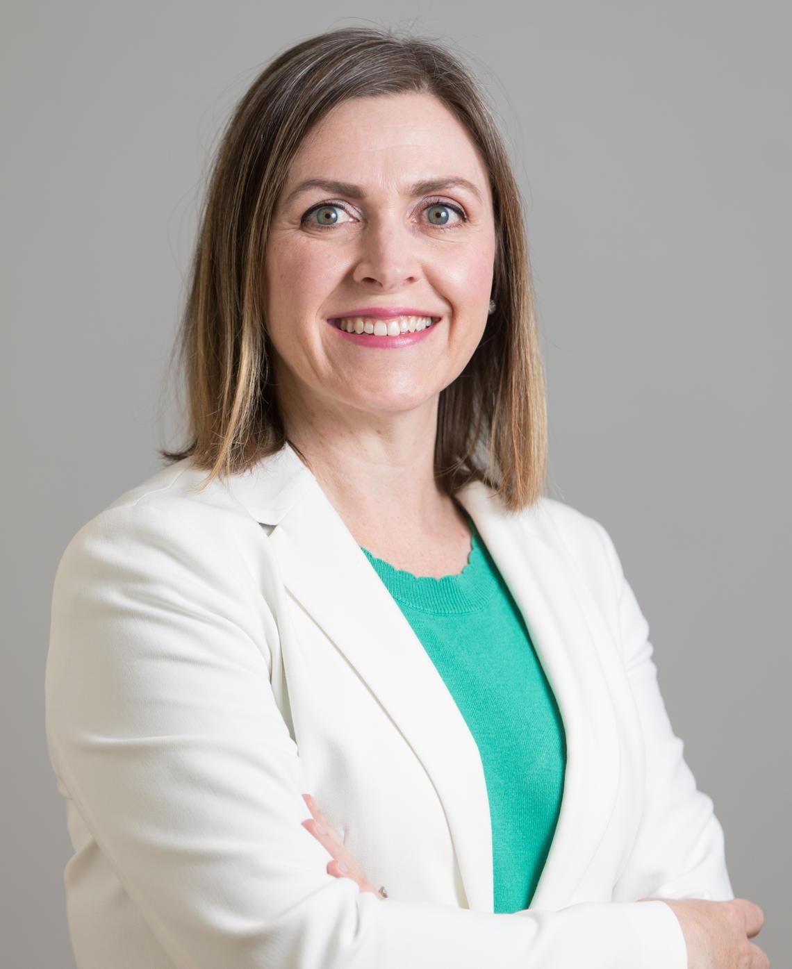 Jennifer Davies, the director of the Diagnostic Services Unit