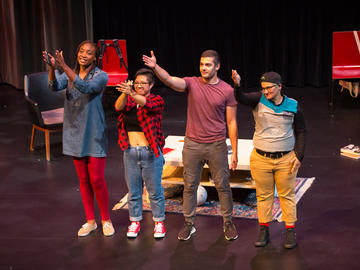 A favourite tradition for incoming UCalgary students, #UNI is not to be missed. The annual showing of #UNI is designed to give you a hilarious and moving look at different situations you may encounter during your time at UCalgary.