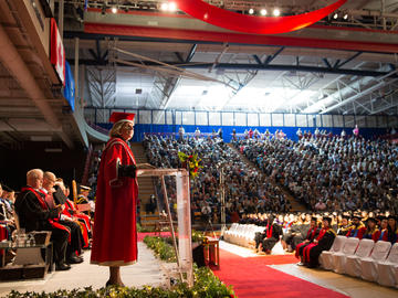 Convocation 2018 ceremonies at UCalgary