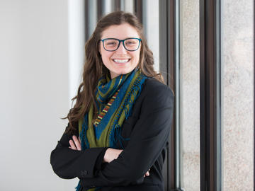 Chelsea Klinke, Department of Anthropology and Archaeology, Faculty of Arts