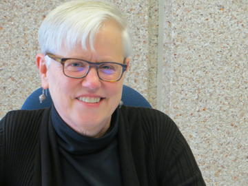Dr. Susan Bennett, PhD, Department of English, Faculty of Arts