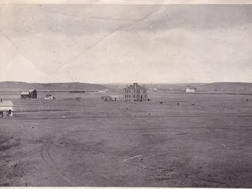 The Calgary General Hospital in 1895