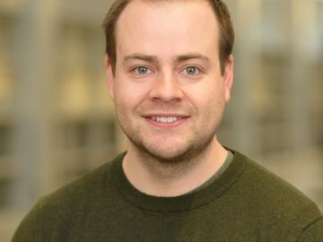 Dr. Braedon McDonald, MD, PhD