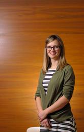 Faculty of Arts Canada Research Chair Amanda Melin