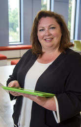 Dr. Gwen McGhan, assistant professor