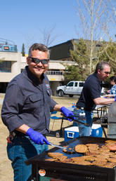 Campus Cleanup and BBQ