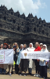 UCQ Students in Indonesia