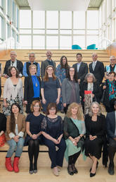 Campus community celebrates exemplary contributions to teaching and learning
