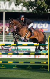The Masters at Spruce Meadows plays host to world-class equine athletes and, this year, world-class equine researchers as well.