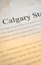 The Calgary Statement is a call to action for all levels of Canadian government to prioritize policies that increase access to healthier foods for all Canadians.