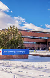 The new Life Sciences Innovation Hub at the University of Calgary will be used by students, researchers, startups and companies to interact, create and explore new ideas and concepts. Shell International Ltd. photo