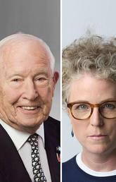 John R. Lacey, Susanne Craig, Rochelle (Robbie) Babins-Wagner
