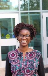 Kehinde Ariyo's PURE research project helped the social work undergraduate better understand her own experience as a Nigerian immigrant. Ariyo is considering a future career in research. Photo by Don McSwiney, Faculty of Social Work