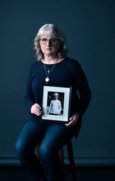 Petra Schulz lost her son, Danny, to drug use when he was 25 years old. She now advocates for new prevention, treatment and harm reduction interventions and services.