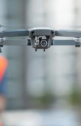 Drones - and other innovative technologies - can be effective in detecting methane leaks.